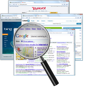 Search Engine Marketing and Optimization Services